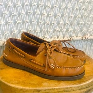 Men's Tommy Hilfiger Leather Loafers size 10
